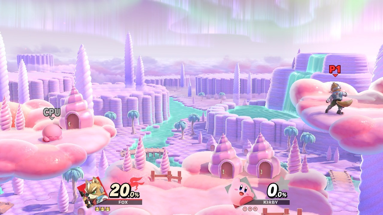 Super Smash Bros. Ultimate; gameplay: kreativita