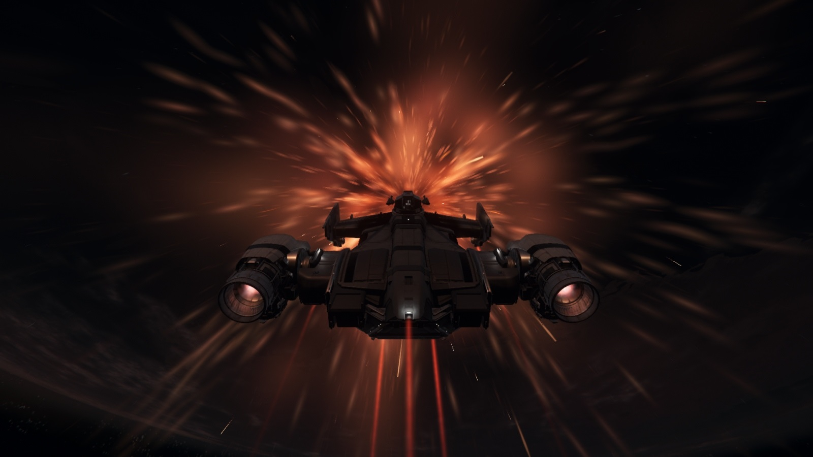 Star Citizen; gameplay: atmosféra