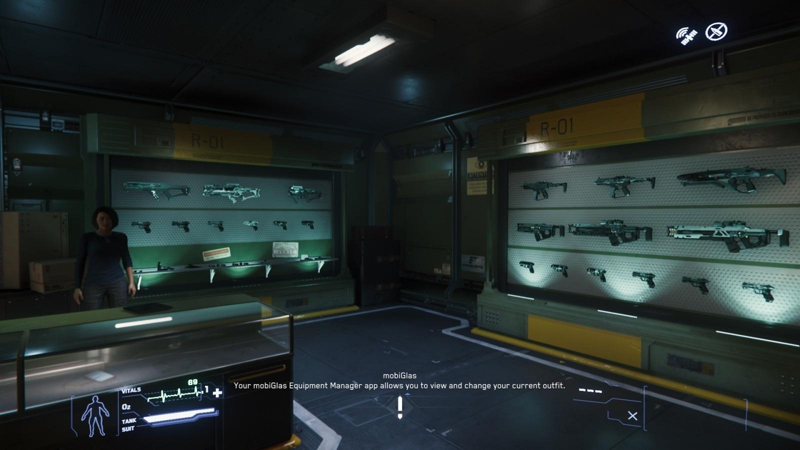 Star Citizen; gameplay: obchod