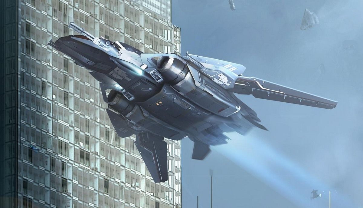 Star Citizen - Sabre Raven