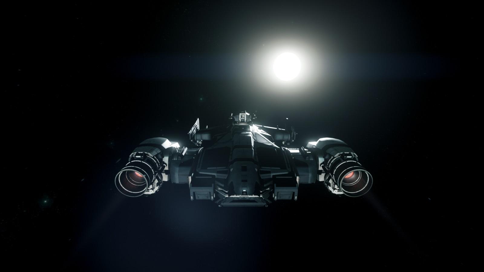 Star Citizen; gameplay: slunce
