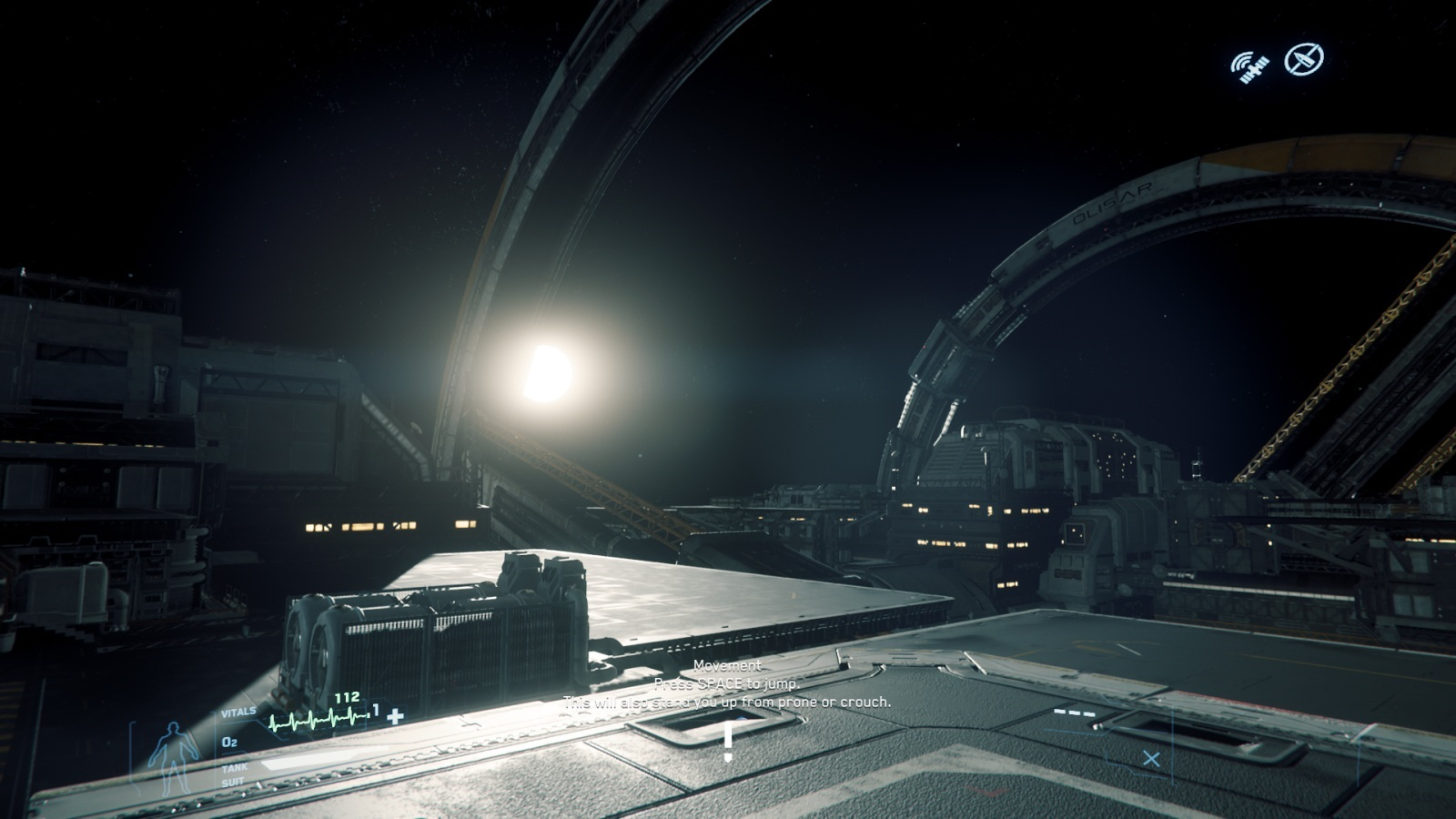 Star Citizen; gameplay: stanice