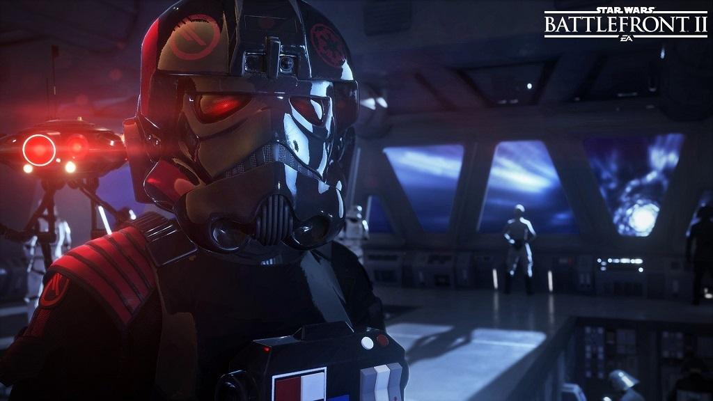 Star Wars Battlefront 2; Iden Versio