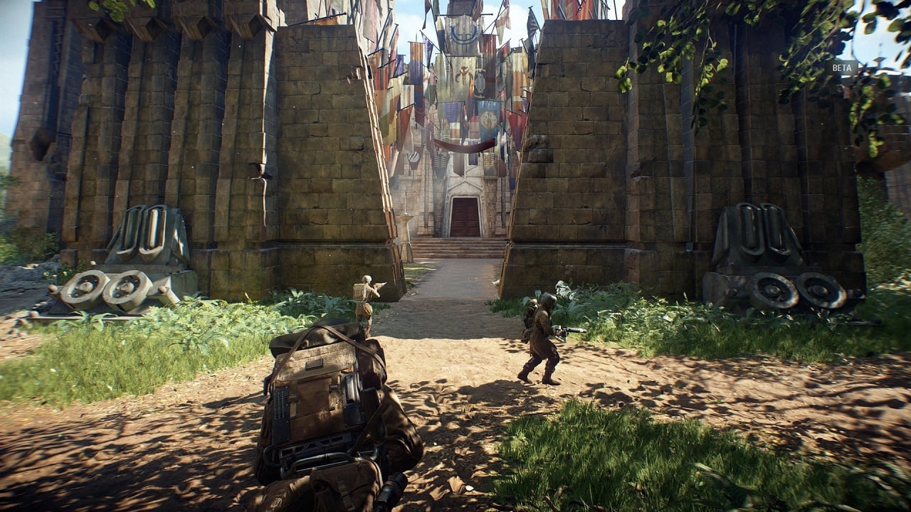 raid matchmaking osud místo