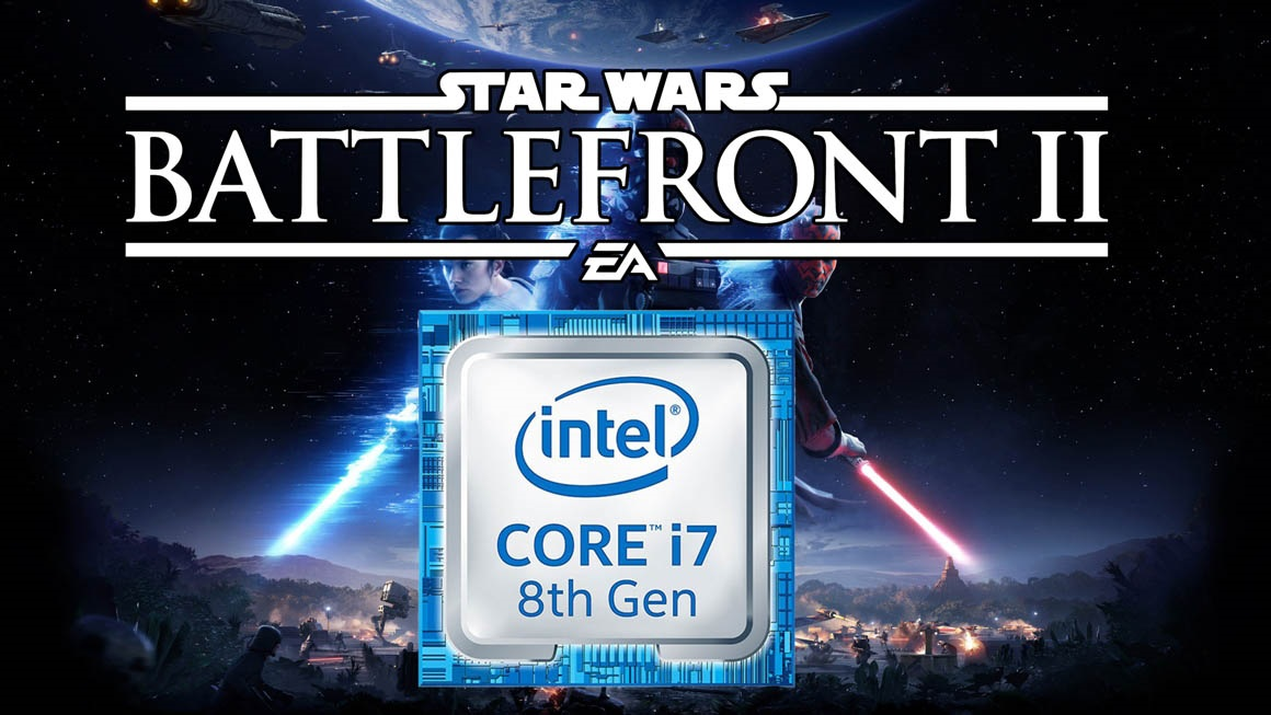 Star Wars Battlefront + Intel
