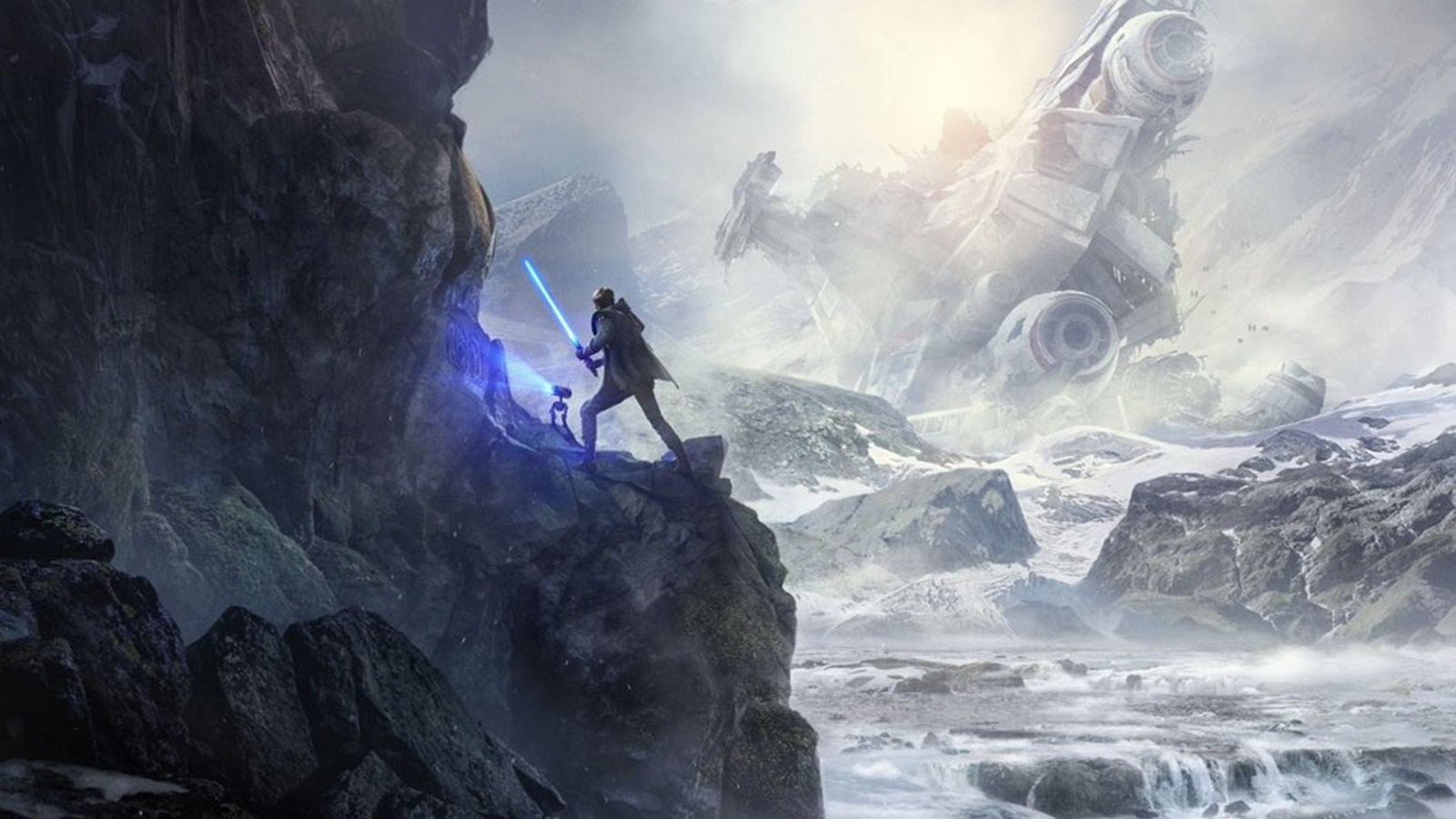 Star Wars Jedi: Fallen Order; screenshot: Bracca
