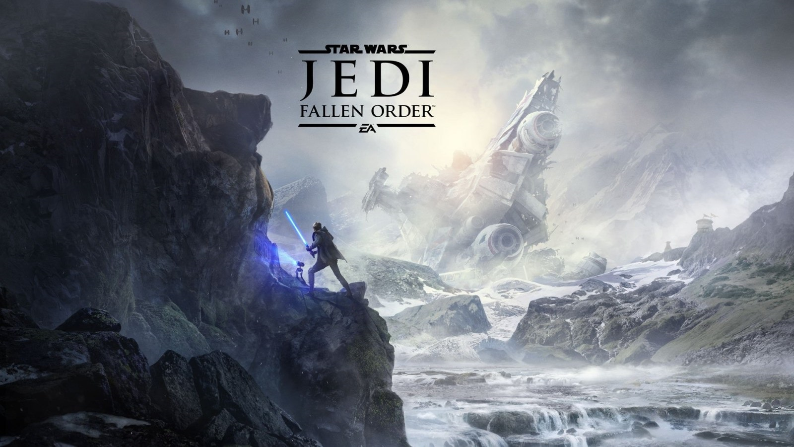 Star Wars Jedi: Fallen Order; wallpaper: cover
