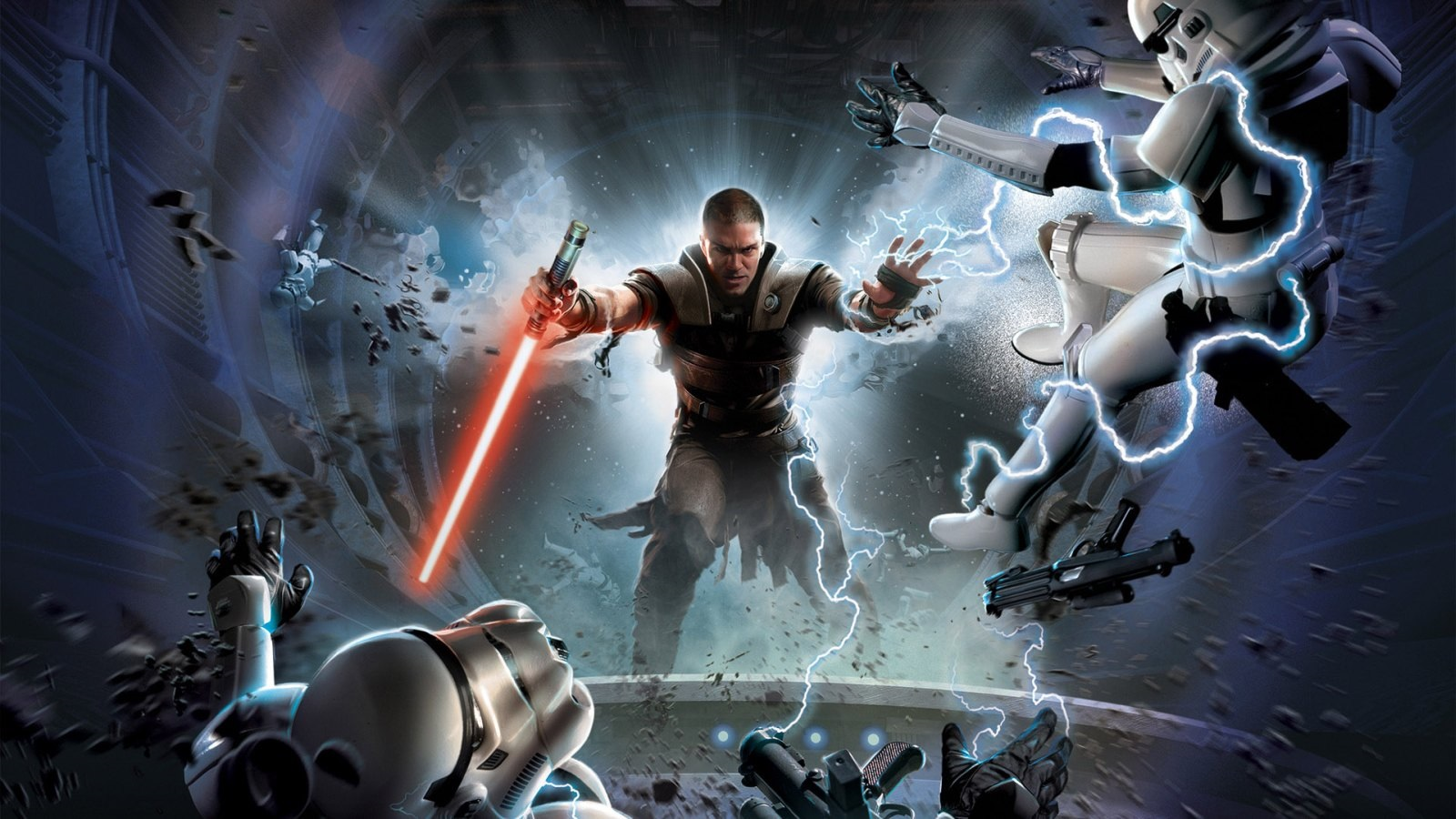 Star Wars Jedi: Fallen Order; screenshot: Force Unleashed, cover