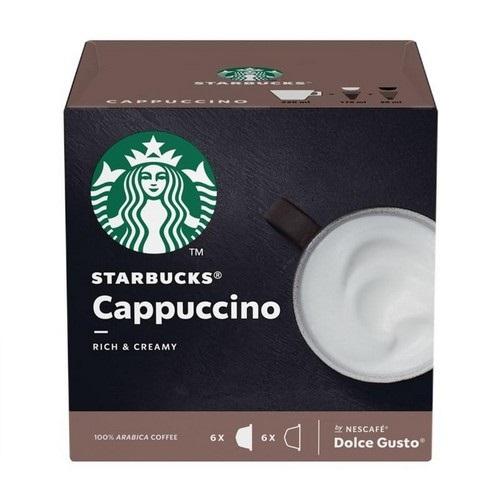 Starbucks by Nescafé Dolce Gusto Cappuccino