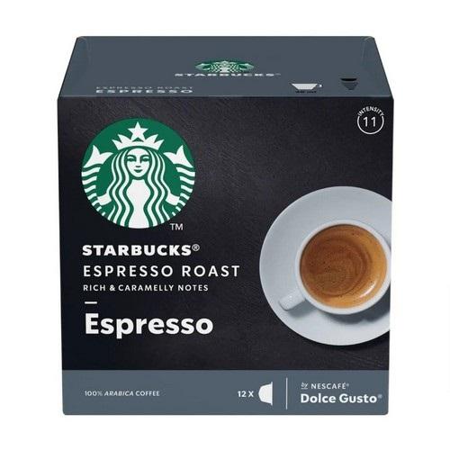 Starbucks by Nescafé Dolce Gusto Espresso Roast