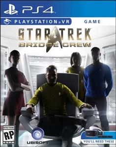 PS4 Star Trek pro virtuální realitu