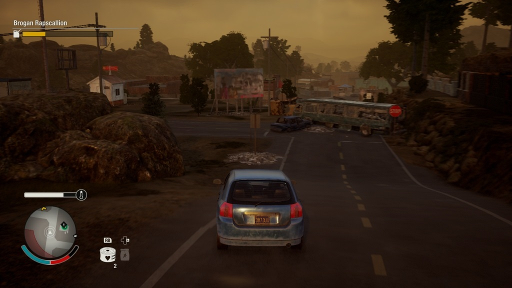 State of Decay 2; gameplay: jízda