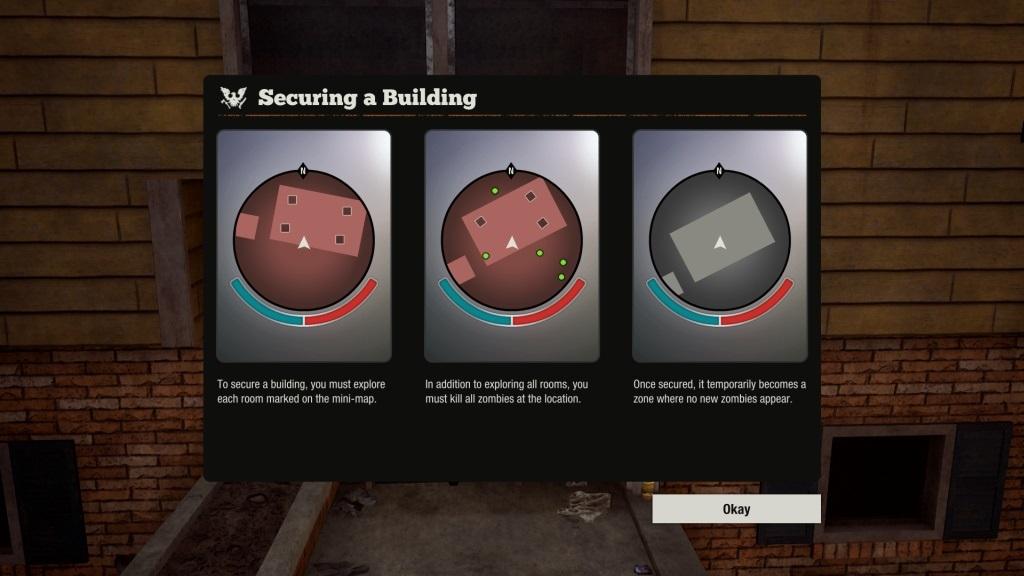 State of Decay 2; gameplay: vyčištění
