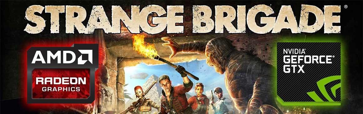 Strange Brigade testy