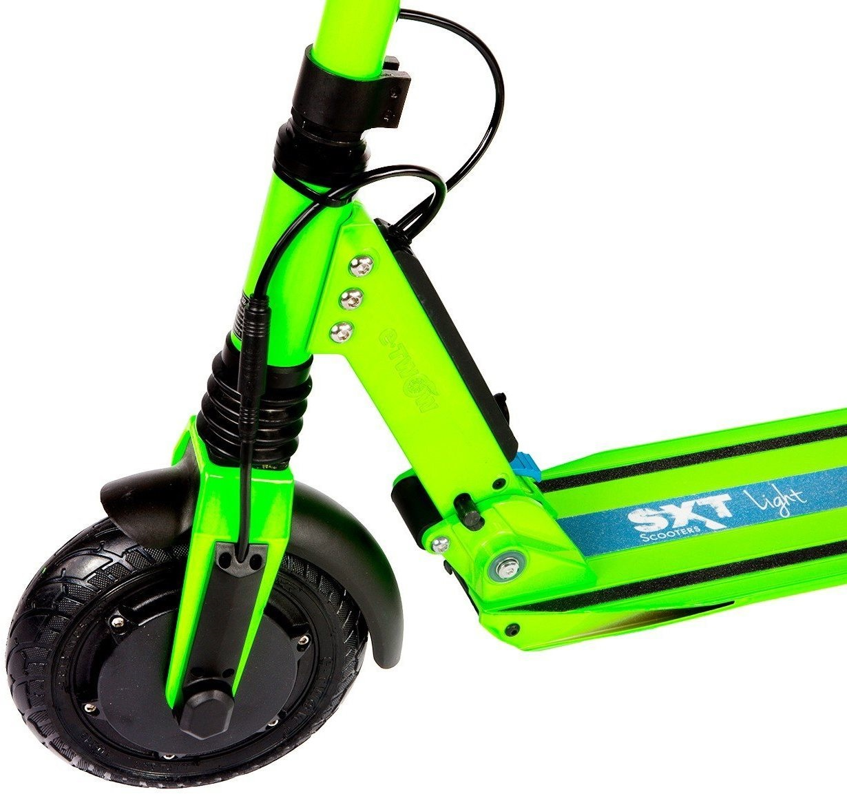 SXT Light, zelená