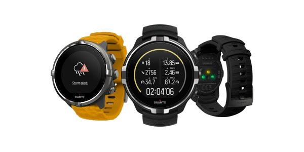 Sportovní hodinky Suunto Spartan Baro nabídnou barometr