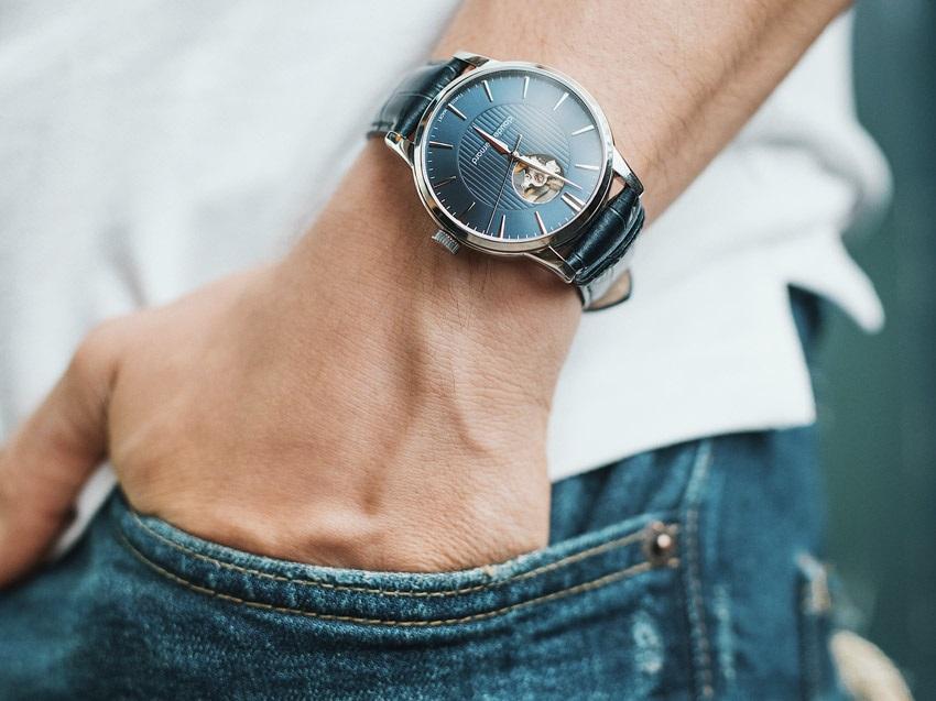 Pánské švýcarské hodinky