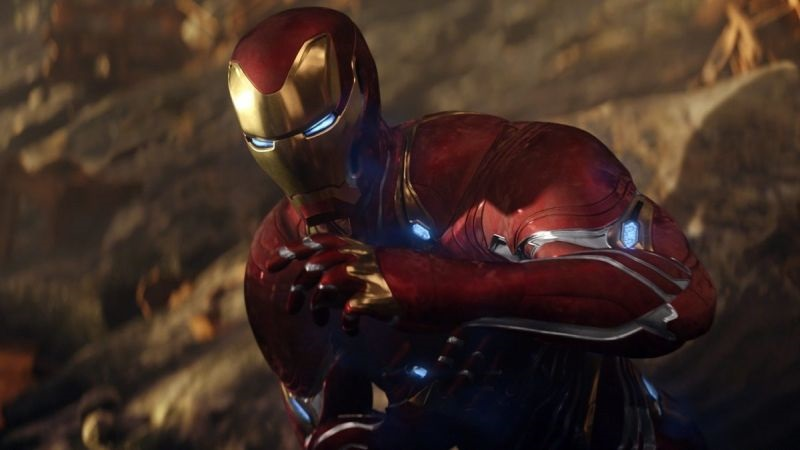 Marvel's Avengers; screenshot: Iron Man