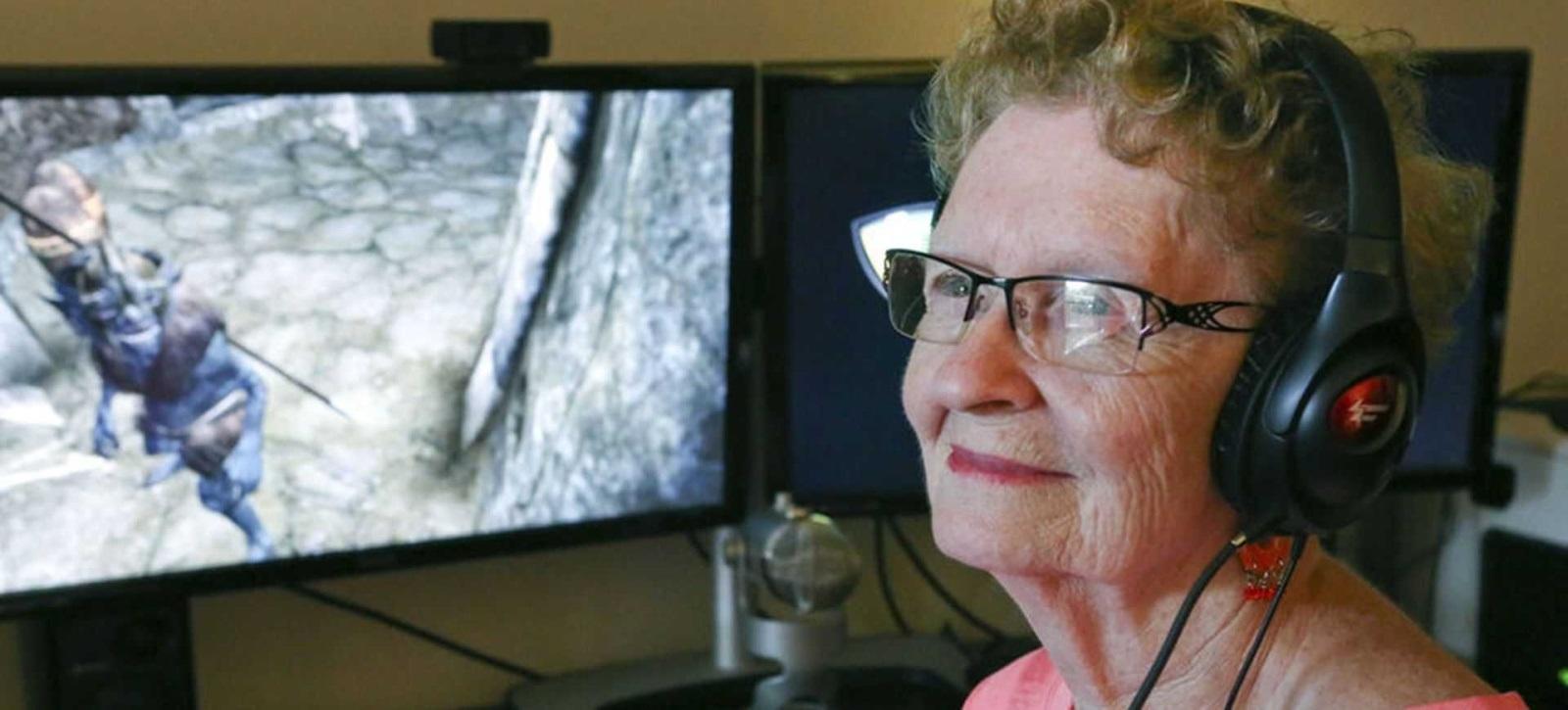 The Elder Scrolls IV: Shirley Curry