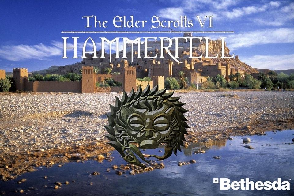 The Elder Scrolls VI; fanart, Hammerfell