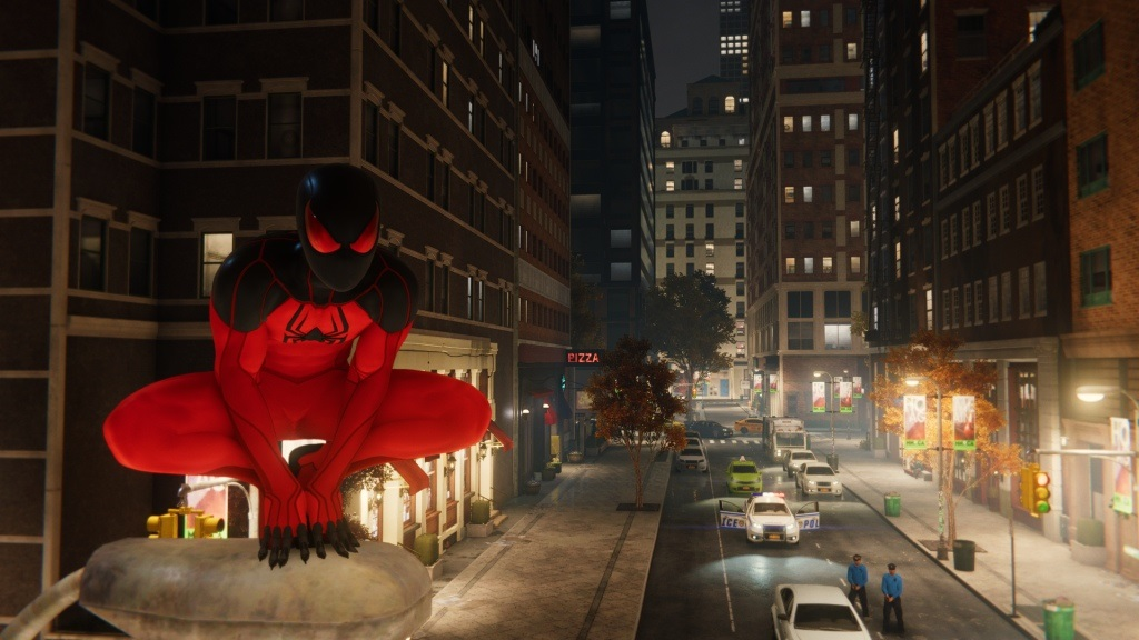 Marvel's Spider-Man: The City That Never Sleeps; gameplay: The Heist – kořist