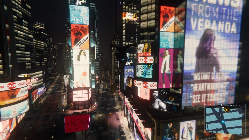 Marvel's Spider-Man: The City That Never Sleeps; gameplay: The Heist – New York