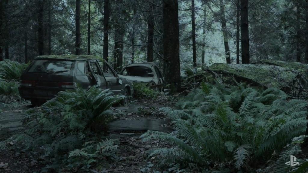 The Last of Us Part II; Wallpaper: apokalypsa, les