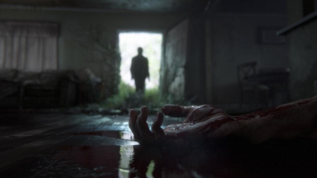 The Last of Us Part II; Wallpaper: Joel, mrtvola