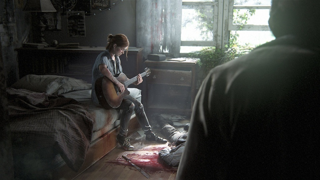 PlayStation 5; The Last of Us Part II