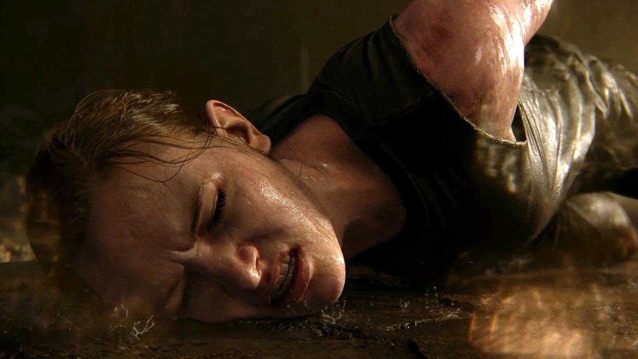 The Last of Us Part II; anna