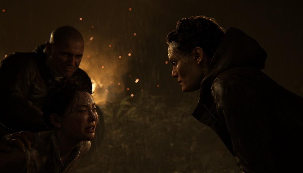 The Last of Us Part II; Wallpaper: mučení