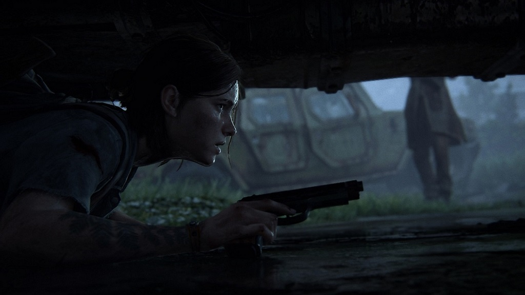 E3 2018; The Last of Us: Part 2