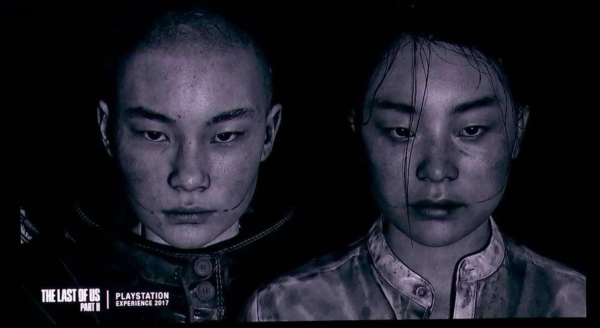 The Last of Us Part II; yara, lev