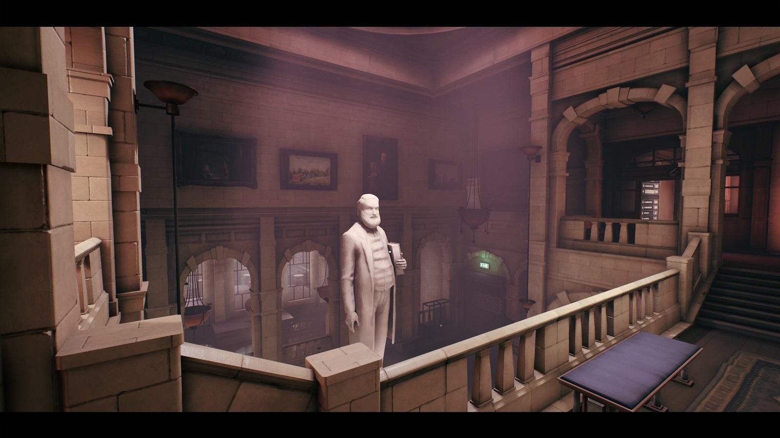 The Occupation; gameplay: Scarlet socha