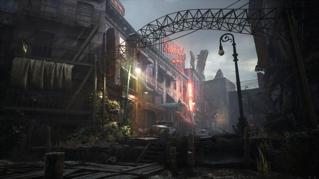 The Sinking City; screenshot: Oakmont