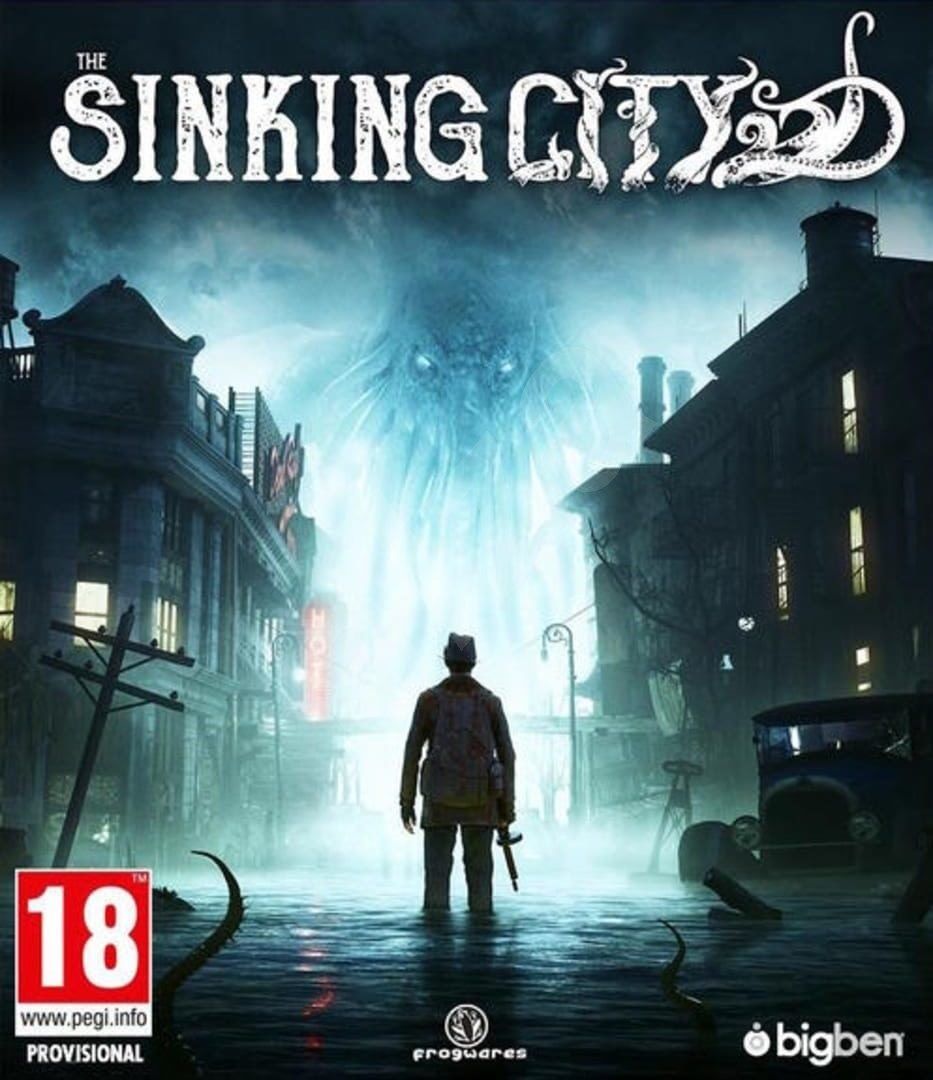 The Sinking City; recenze