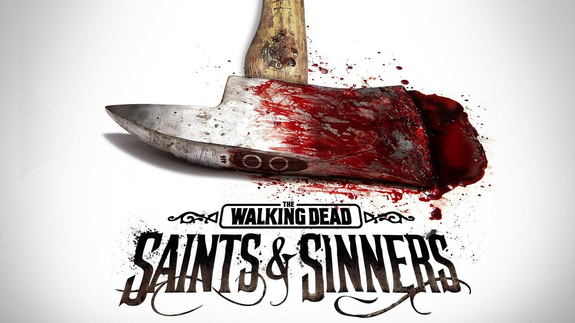 The Walking Dead: Saints & Sinners; screenshot: oznámení
