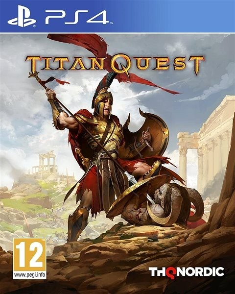 Titan Quest; recenze