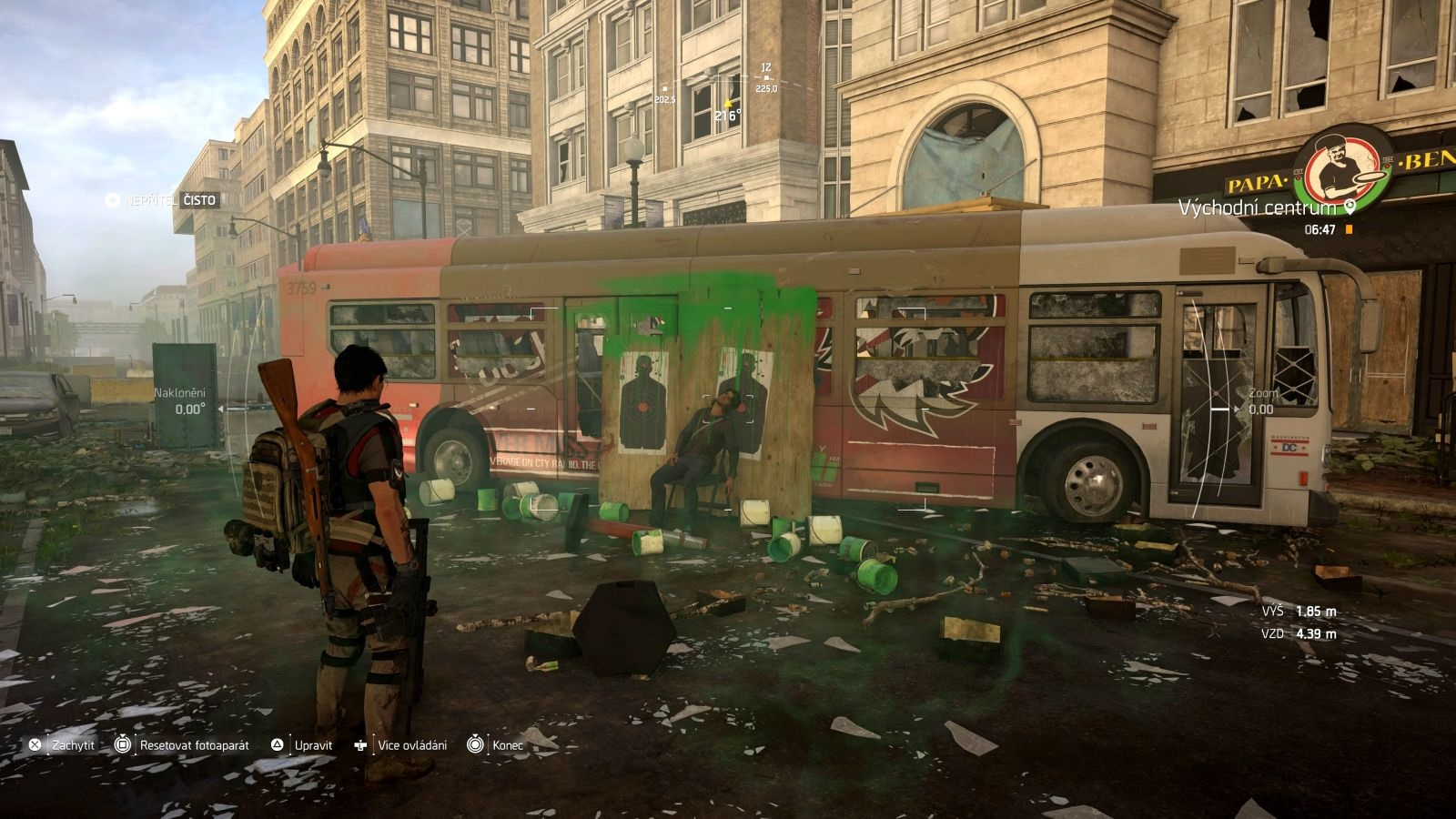 Tom Clancy´s The Division 2; gameplay: poprava