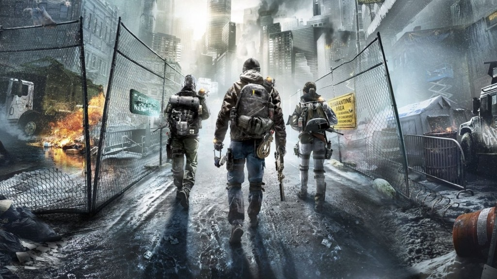 Tom Clancy's The Division 2; screenshot: spolupráce