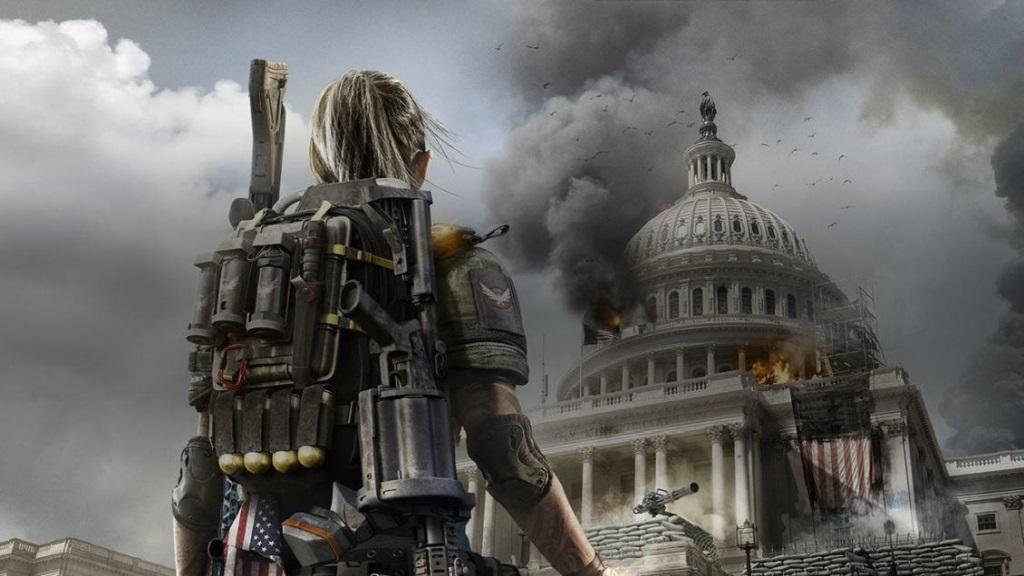Tom Clancy's The Division 2; screenshot: Washington