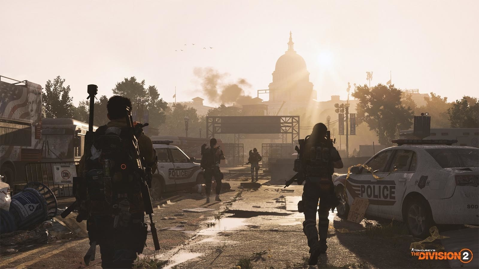 Tom Clancy´s The Division 2; wallpaper: Washington