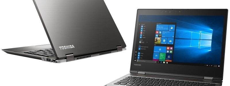 Ultrabook Toshiba Portégé X20W? Až 16 hodin extrémního výkonu