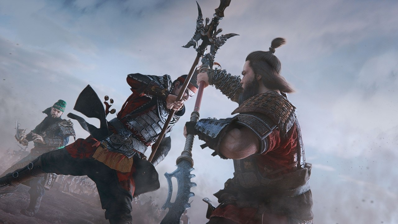 Total War; screenshot: Three Kingdoms