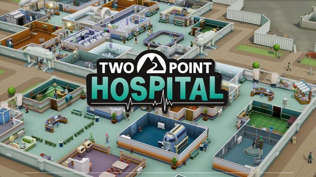Nejlepší hry; Two Point Hospital
