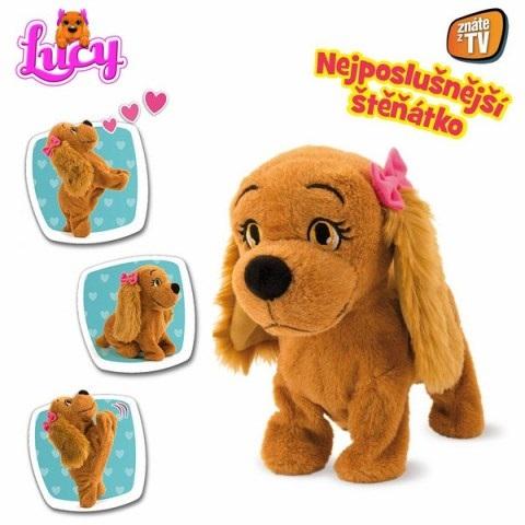 Pejsek pro Lucy pro děti
