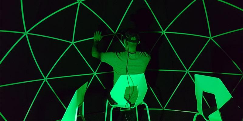 únikové iglú, virtuální realita, únikové hry