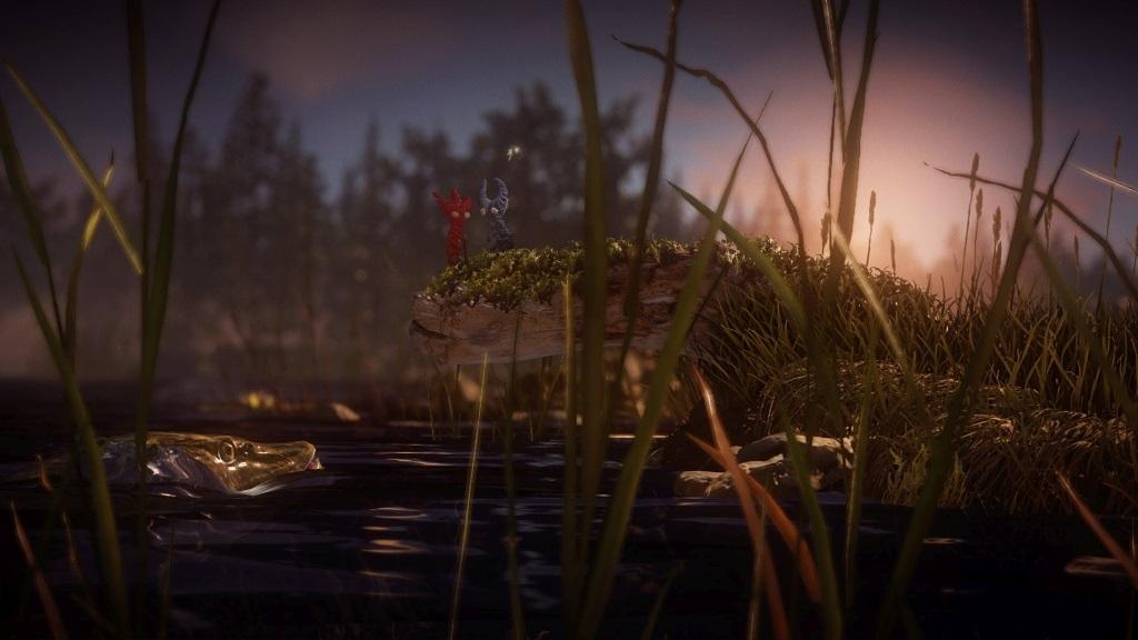 Nejlepší hry; Unravel Two; screenshot: příroda
