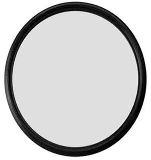 Ochranný UV fotografický filtr