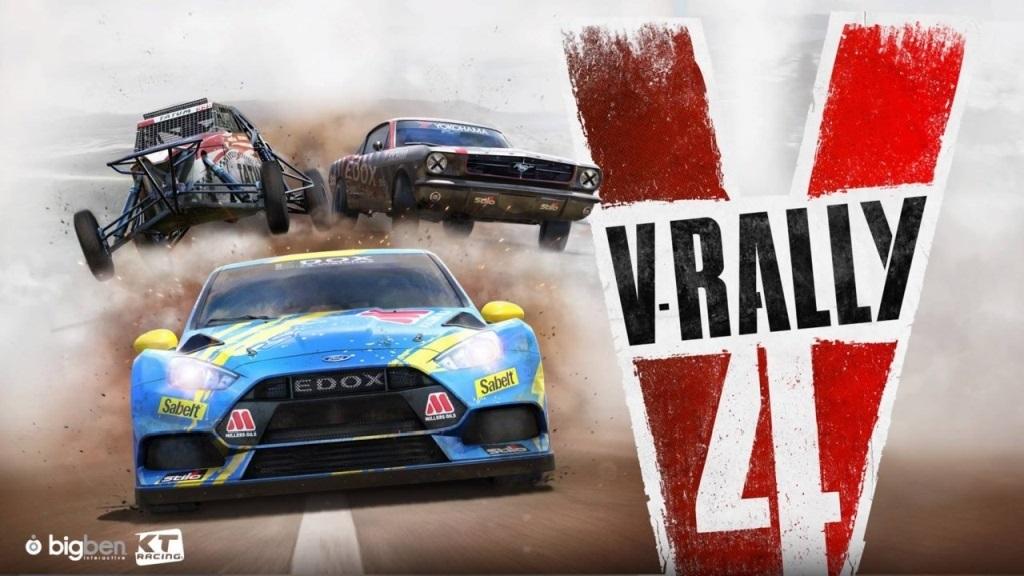 Nejlepší hry; V-Rally 4